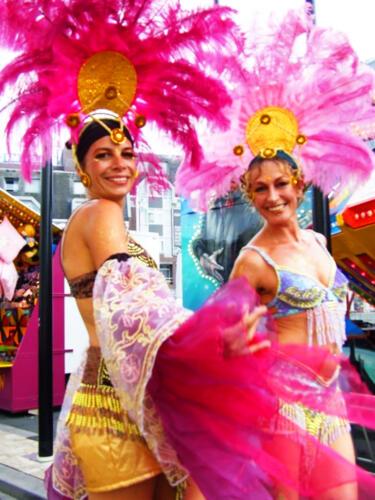 samba koninginnen 1