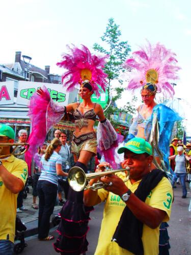 samba koninginnen 2