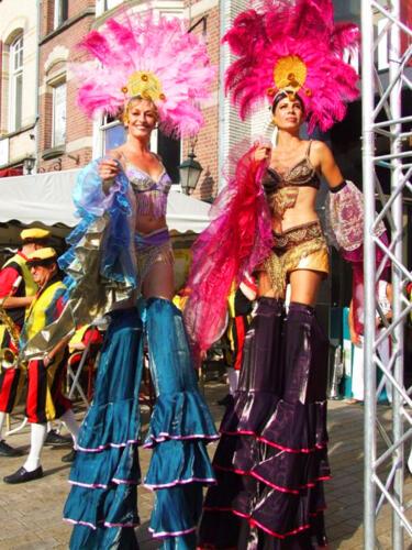 samba koninginnen 4