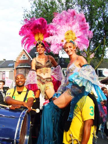 samba koninginnen 5